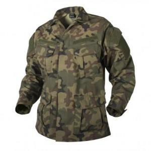 камуфлажни якета